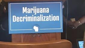 Democrats unveil bill to decriminalize 'small amounts of marijuana,' 28 grams or less