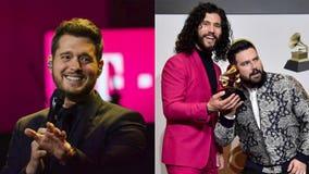 Blake Shelton, Michael Bublé, Dan+Shay postpone Fiserv Forum tour dates