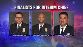 Fire and Police Commission announces 3 finalists for MPD interim police chief