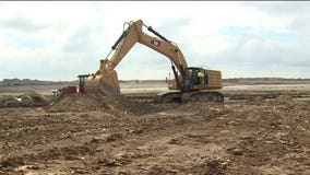 State approves plan for 'footings and foundations' for Foxconn factory in Mount Pleasant