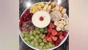 Healthy eating: 3 light and sweet fruit dips made with Greek yogurt