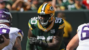 Packers' Montravius Adams likely out for season due to toe injury