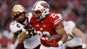 Indianapolis Colts draft Badgers' running back Jonathan Taylor 41st overall
