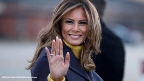 Melania Trump opens 3-state tour to promote 'Be Best'