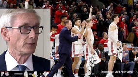 March Madness: Gov. Evers picks Wisconsin to defeat Duke for NCAA championship