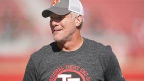 Former Packers QB Brett Favre named to 'NFL 100 All-Time Team'