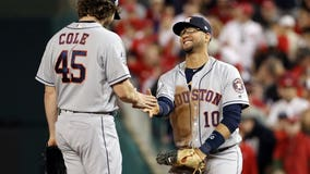 Gerrit Cole pitches Astros to 3-2 Series lead over Nats