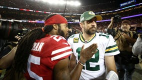 Rodgers-Sherman matchup highlights NFC title game