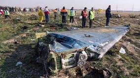 Iran says it 'unintentionally' shot down Ukrainian jetliner, blaming 'human error'