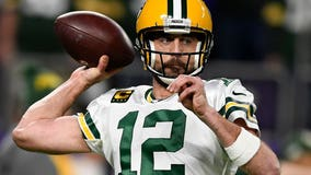 Aaron Rodgers on Packers decision to draft QB Jordan Love: 'I respect that'