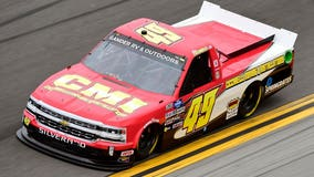 NASCAR Truck Series driver says he's leaving sport after new Confederate flag policy