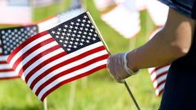 As veterans die from virus, Memorial Day has different mood