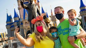 Disney World offering mask-free 'relaxation zones' upon reopening, Twitter calls move 'irresponsible'