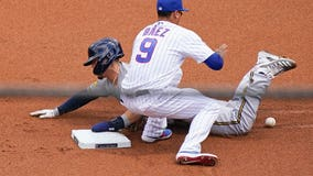 Milwaukee Brewers fall to Cubs 9-1; Chicago takes 2 of 3 in opening series
