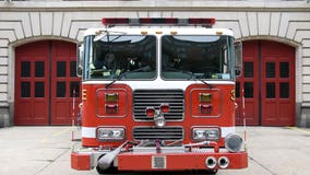 Cigarette discarded into garbage can ignites porch in Racine