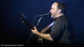 Dave Matthews Band to play Summerfest on September 15