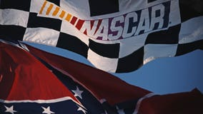 NASCAR bans display of Confederate flag at races, tracks