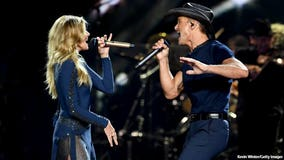 Tim McGraw and Faith Hill to perform in Green Bay