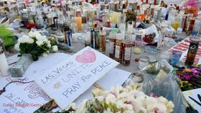 Las Vegas memorial: 'Pain that never really goes away'