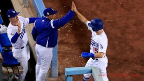 World Series: Dodgers rally against Verlander, force Game 7