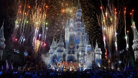 Disney World's 'Fantasy in the Sky' New Year's Eve fireworks display will be streamed live