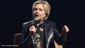 Hillary Clinton: US did not 'deserve' Trump presidency