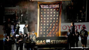 Mass shooting survivors name baby after Vegas hockey player