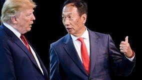 Foxconn chairman stepping down amid talks of political bid