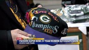 Super Bowl 31 Team Reunion Autograph Show celebrates the Packers' legendary 1996 win