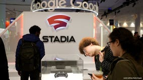 Muted launch for Google's game-streaming service Stadia