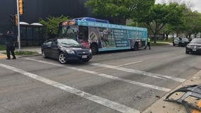 MPD: 2 injured, driver cited in accident that collided with MCTS bus near 27th and Vliet