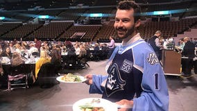 Milwaukee Admirals' Troy Grosenick named AHL'S Man of the Year