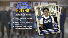 Jalen Johnson focusing on getting Nicolet HS to top of the heap