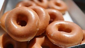 Here's how you can get a free Krispy Kreme doughnut on Election Day
