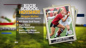DSHA senior Maggie Mullen is a star on the pitch