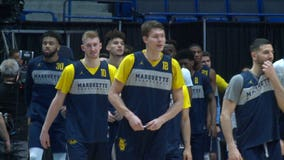 Survive and advance: Marquette Golden Eagles prepare to face Murray State in NCAA Tourney