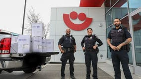 Milwaukee World Festival, Inc. donates protective equipment to Milwaukee police