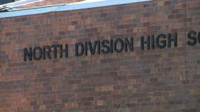 Gun 'flashed' outside North Division, MPS says