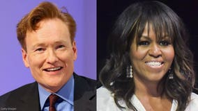 Conan O'Brien to be the moderator at Michelle Obama's 'Becoming' book tour stop in Milwaukee