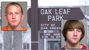 Probation for 3 young men accused of sexually assaulting girl in Oak Creek park