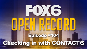 Open Record: Checking in with Contact 6