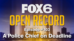 Open Record: A police chief on deadline