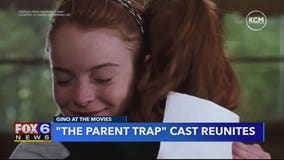 The cast of 'The Parent Trap' reunites for 1st time in 22 years