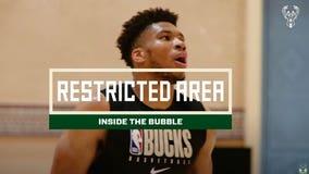 Behind the scenes: Milwaukee Bucks enter NBA bubble in Orlando ahead of NBA restart