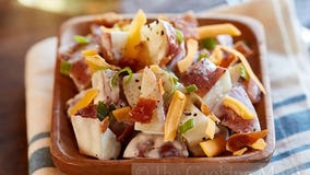 You can't have a cookout without potato salad! Check out this quick, easy recipe