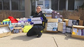 Gloves, masks, respirators and more: UWM donated PPE to health care workers, first responders