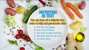 Food facts: How well do you know what's on your plate?