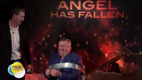 New movie 'Angel Has Fallen:' Gino gets escape training from former CIA agent