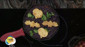 No tricks just a treat: Spooky graveyard dip that's perfect for Halloween