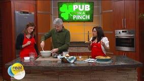 Transform your kitchen into an Irish tavern this St. Patrick's Day
